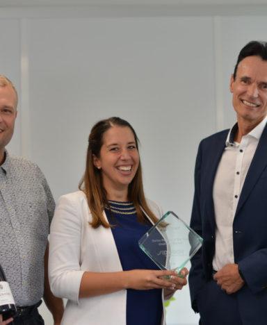 Fortinet Award 2020 Sidarion AG