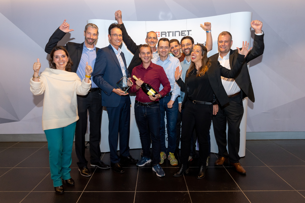 Fortinet Award 2021